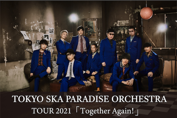 TOUR 2021 「Together Again!」